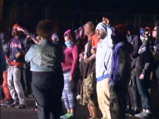 Two Shot in Ferguson, Missouri, in Overnight Protest