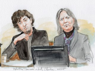 Lawyers Try to Soften Tsarnaev's Image to Spare Him From Death