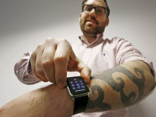 Why Tattoos Might Be a Big Problem for the Apple Watch