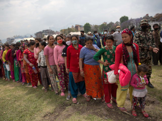 Nepal Earthquake: Army Chief Says Up to 15,000 May Have Died
