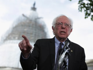 Bernie Sanders: 'We're in This Race To Win'