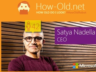 How Old Do I Look? Microsoft Website Makes a (Wild) Guess
