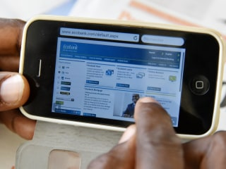 Why Has Mobile Banking Growth Stalled? Blame Hackers