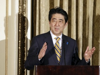 Japanese PM Slammed During US Visit on Comfort Women Issue
