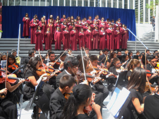 Music Frees El Salvador's Children From the Country's Violence