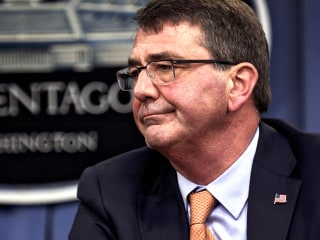 DoD Sec. Carter: Russia's Syrian Approach 'Doomed to Fail'