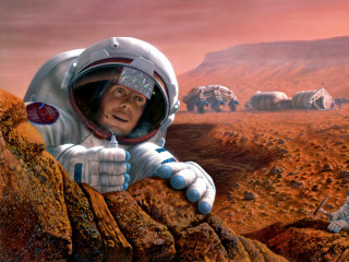 Will Mars Scramble Your Brain? Scientists Debate Radiation Study
