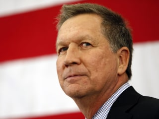 Kasich Undecided on 2016: 'Without Resources, You Can't Do It'