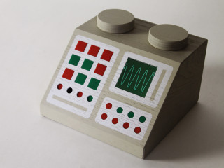 Designer Creates Working Replicas of LEGO Computers