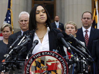 Baltimore Prosecutor Says Evidence in Freddie Gray Case 'Compelling'