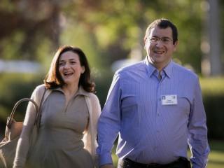 Facebook COO Sheryl Sandberg's Husband, Dave Goldberg, Dies at 47