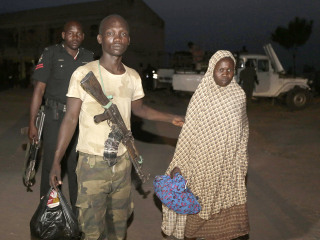 First Group of Released Women Brought to Safety, Nigeria Says