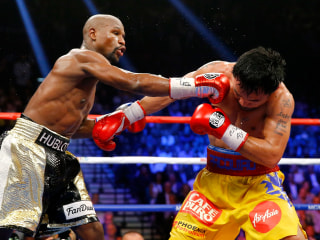 High Demand Socks Cable Companies Before Mayweather-Pacquiao