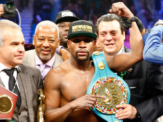Mayweather-Pacquiao: Periscope 'Won by Knockout'
