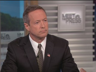 O'Malley on MTP: Baltimore Riots 'Should be a Wake-up Call'