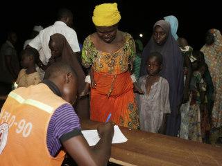 Freed Nigerian Women Tell of Boko Haram Horror