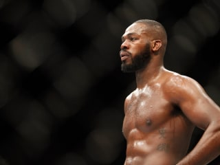 UFC Fighter Jon 'Bones' Jones Suspected in Hit-and-Run: Cops