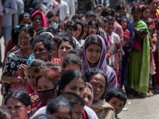 Relief Efforts Underway for Nepal Earthquake Survivors