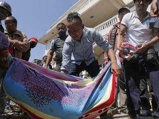 'Overwhelming Demands': Nepal Earthquake Death Toll Rises Above 4,000