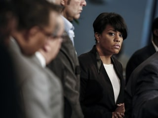 Baltimore Mayor Stephanie Rawlings-Blake Under Fire For 'Space' to Destroy Comment