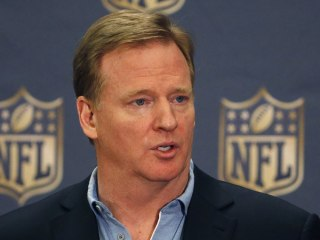 NFL Gives Up Its Tax-Exempt Status, Commissioner Says