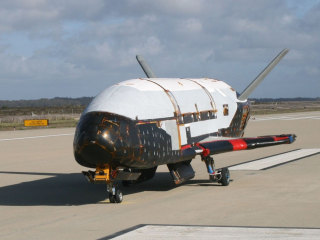 Air Force to Test Futuristic 'Hall Thruster' Aboard X-37B Space Plane