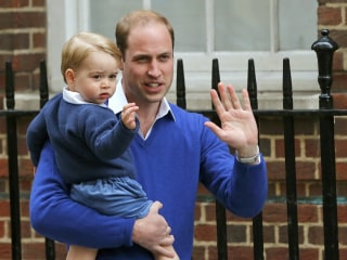 The Royal Family's New Sibling Rivalry
