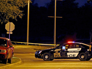 Two Suspects Killed, Guard Shot 'Draw Muhammad' Contest in Texas