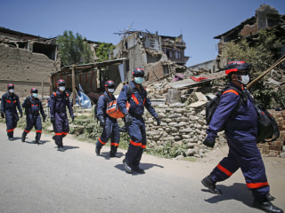 Nepal Urges Foreign Rescue Workers in Kathmandu to Go Home