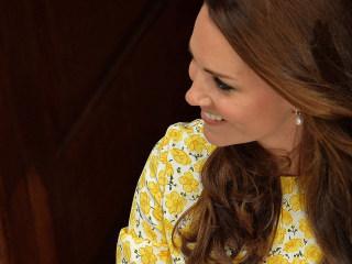 Britain's Royal Baby Named as Princess Charlotte Elizabeth Diana