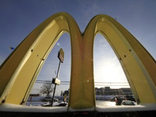 McDonald's to Simplify Structure to Keep Up With Changing Tastes