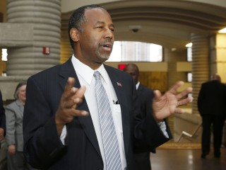 Ben Carson Announces 2016 Presidential Run