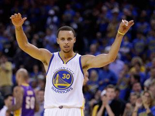 Stephen Curry Wins NBA MVP