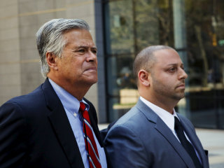 NY Senate Leader Dean Skelos, Son Arrested on Corruption Charges