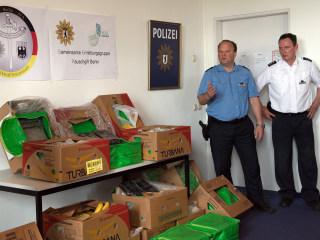 Police Confiscate Biggest Drug Stash in Berlin History