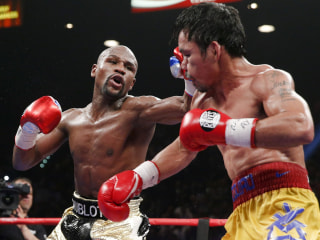 Pacquiao Could Face Discipline For Not Disclosing Shoulder Injury