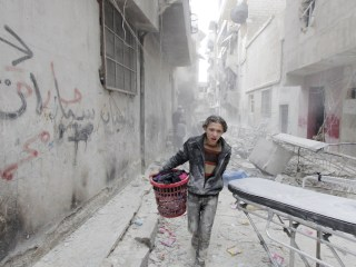 Amnesty: Syrian City of Aleppo Suffers 'Horrendous War Crimes'