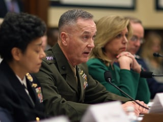Get to Know 'Fighting Joe,' Obama's Pick for Top Military Officer