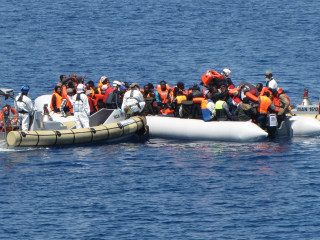 Save the Children Says Up to 40 Migrants Drowned in Mediterranean Sea