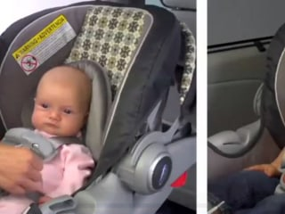 Attention Shoppers! Did You Replace Your Sticky Car Seat Buckle?