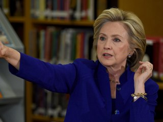 Hillary Clinton Is Favorite Candidate of Millionaires: Survey