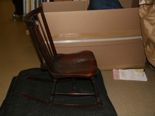 Roosevelt Relic: Teddy's Rocking Chair Found at Auction