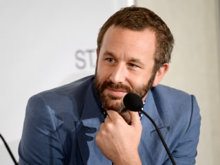 'Bridesmaids' Actor Chris O'Dowd Plots Prank on Infant Son