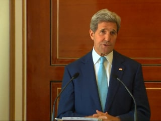 Kerry Expresses Concern Over Yemen Instability