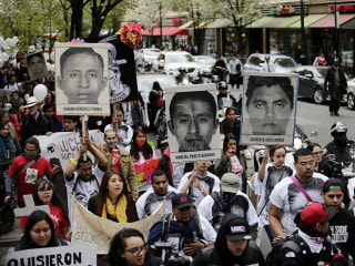 Mexico Captures Cop Allegedly Involved in Disappearance of Students