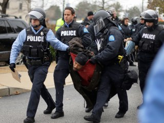 DOJ Report Faults Police Response to Ferguson Protest