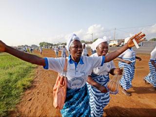 Ebola Epidemic Slows Even More, World Health Organization Says