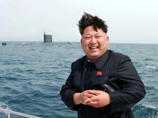 North Korea's Submarine Ballistic Missile Test 'Concerning': Seoul