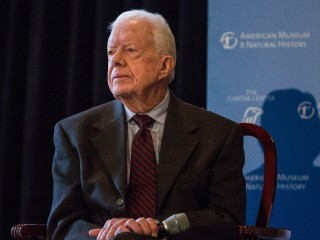 Jimmy Carter Has Small Mass Removed From Liver, Expected to Recover