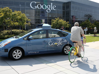 U.S. Regulators Says Google Computer Can Be Considered Car's Driver